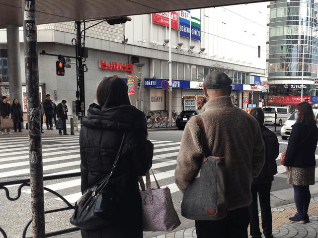 キレイモ新宿西口店へのアクセスマップ画像04