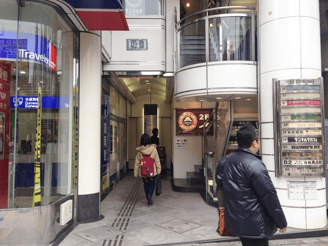 キレイモ新宿西口店へのアクセスマップ画像05