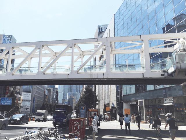 キレイモ新宿本店アクセスマップ画像02