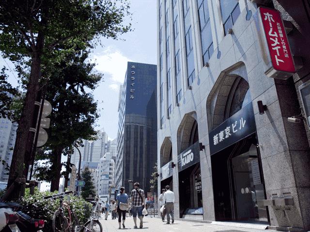 キレイモ新宿本店アクセスマップ画像04